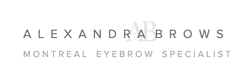 Alexandra Brows logo